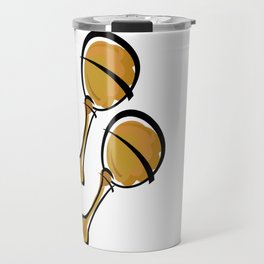 Maracas Travel Mug