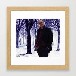 James Spader | Midwinter Woods Framed Art Print