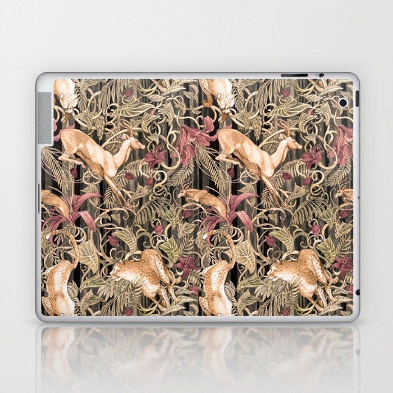 Wild life pattern Laptop & iPad Skin