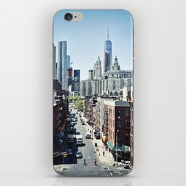 Contrasts iPhone Skin