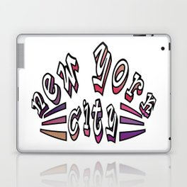 new york city Laptop & iPad Skin