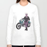 ursula Long Sleeve T-shirts featuring Ursula by Dixie Leota