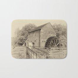 Cheddleton Flint Mill Bath Mat