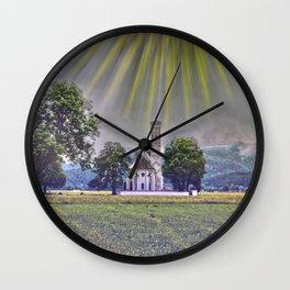St. Koloman Germany near Füssen Wall Clock