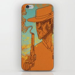 Sharp Shooter iPhone Skin