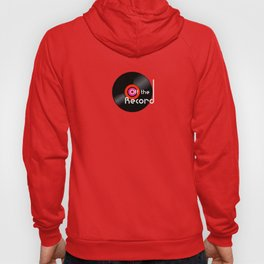 Off The Record - Black Hoody