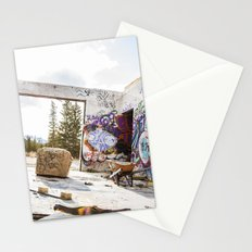 get gripped Stationery Cards