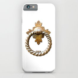 Milano | Door Knocker Series iPhone Case