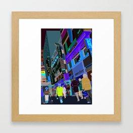 Soju Framed Art Print
