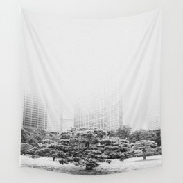 Cityforest Wall Tapestry