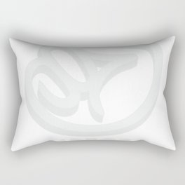 ADIOS BITCHACHOS T-SHIRT Rectangular Pillow