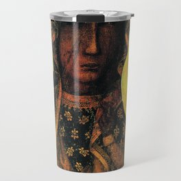 Virgin Mary Our Lady of Czestochowa Madonna and Child Jesus Religion Christmas Gift Travel Mug