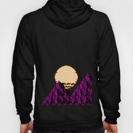 DEEP SUNSET Hoody