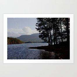 Scotlands Beauty Art Print