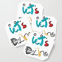 Type Let's Dance Coaster