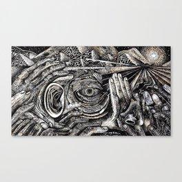 Mind Frame (Still Frame 1) Canvas Print