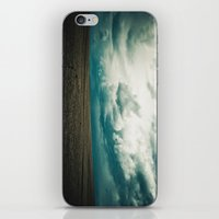 montana iPhone & iPod Skins featuring Montana Sky by Emerald Shatto