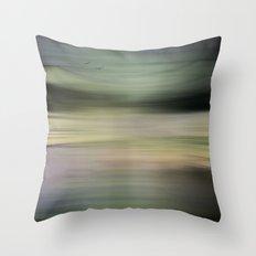 Land, Sea, & Air Throw Pillow