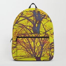 very sunny day Backpack