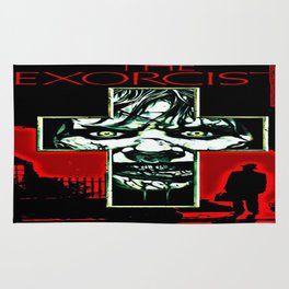 Exorcise Your Demons Rug