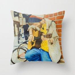 Canterbury Throw Pillow