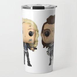 Clexa Toy Travel Mug