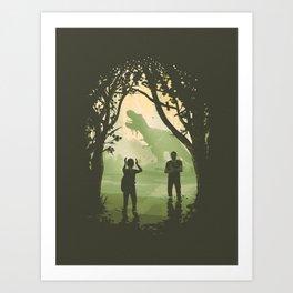The Last of Us 2 Ellie's Bday Art Print