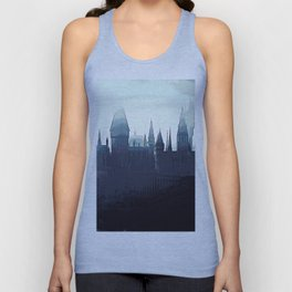 Harry Potter - Hogwarts Unisex Tank Top