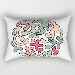 Microscope Study 1 Rectangular Pillow