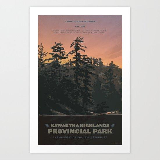 Kawartha Highlands Provincial Park by cameronstevens