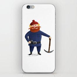 Yukon Cornelius 2016 iPhone Skin