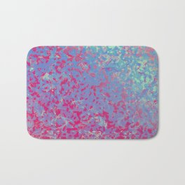 Colorful Corroded Background G284 Bath Mat