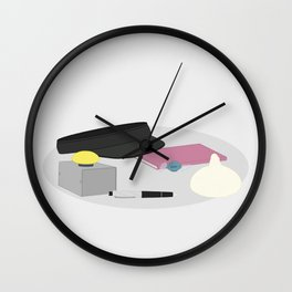 2008: Newspaper Agency Wall Clock