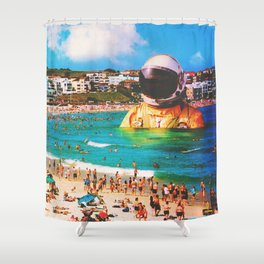 The Second Social Attempt Shower Curtain