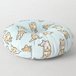 Shiba Inu | a Dog Collection Floor Pillow