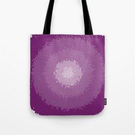 purple decay Tote Bag