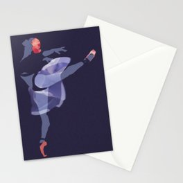 Suspended Movement Stationery Cards