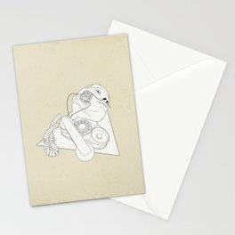 Dependence Stationery Cards