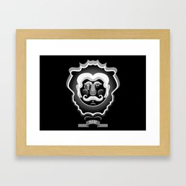 Sir Framed Art Print
