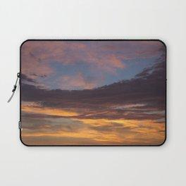 Sky on Fire. Laptop Sleeve