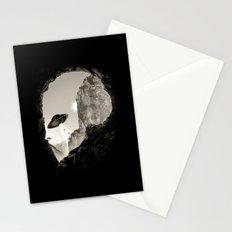 Alien´s Head Stationery Cards
