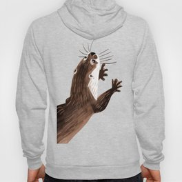 Asian small-clawed otter Hoody