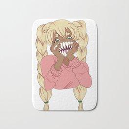 Yandere Monster Girl Bath Mat