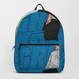 grunge girl Backpack