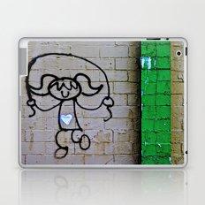 Jump Rope Street Art Laptop & iPad Skin