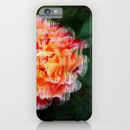 Rose - lovesickness iPhone Case