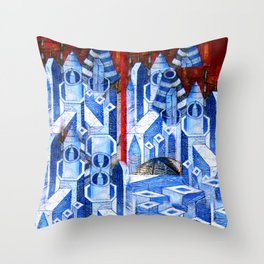 Babylon Throw Pillow