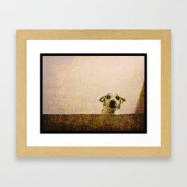 Love, Sam Framed Art Print