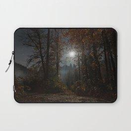 Spooky Laptop Sleeve