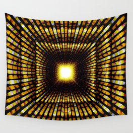 Lure of Riches, 2360o Wall Tapestry